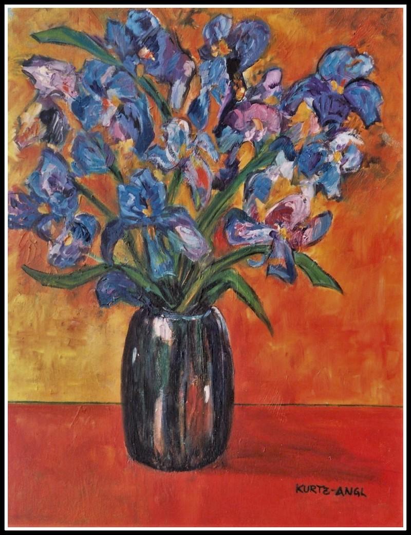 Irises III