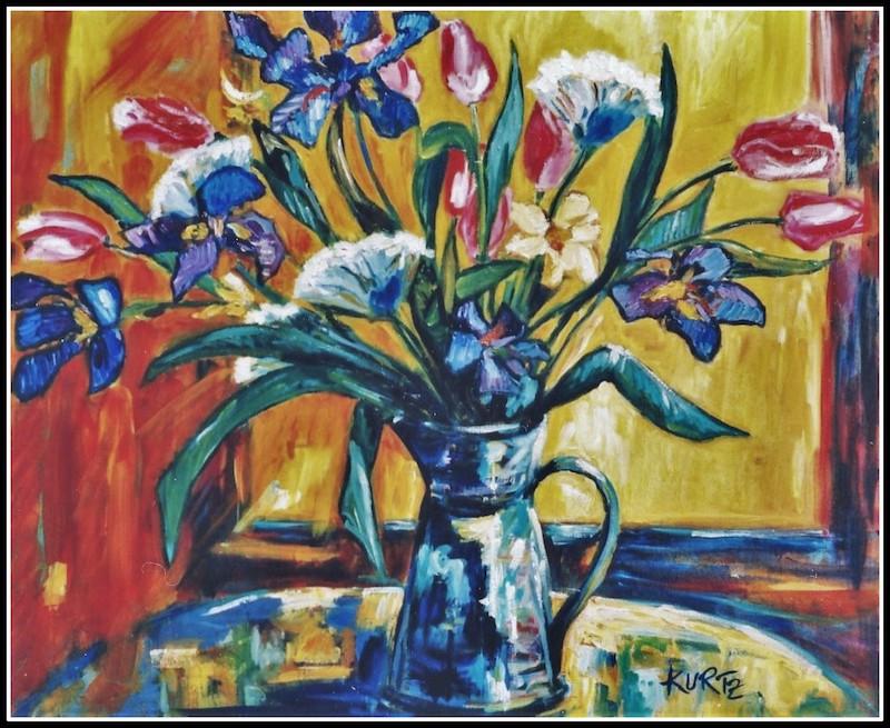 Irises V