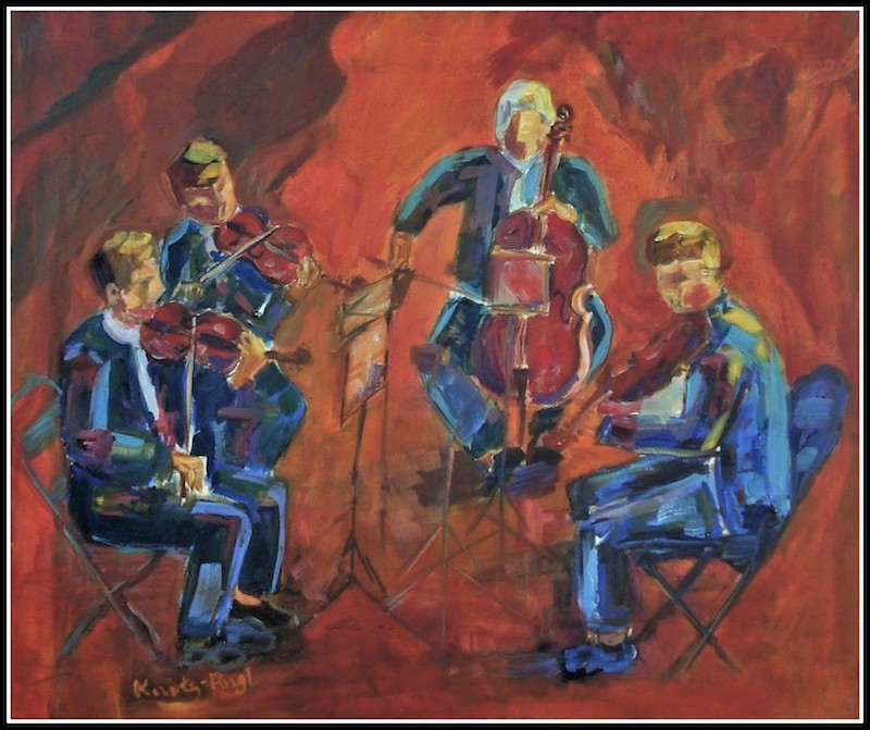 Mozart Quartet