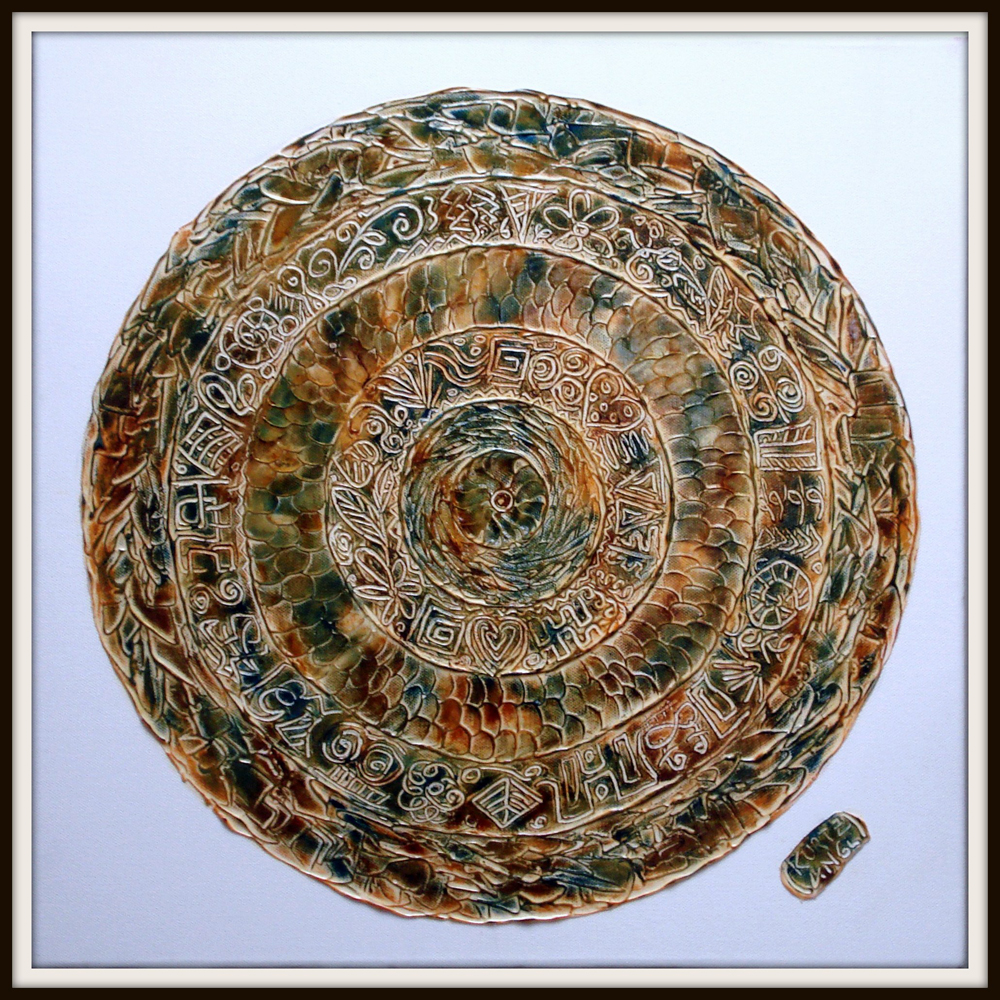 Marble Disc