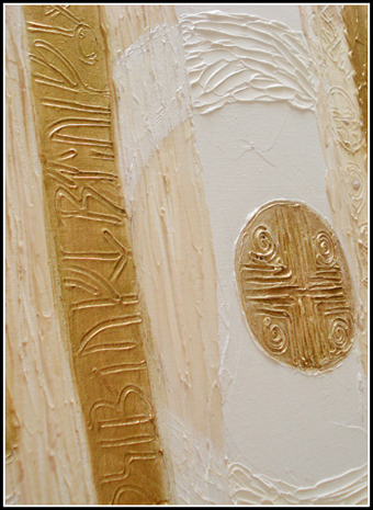 Ancient Runes - detail